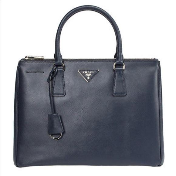 a0b3d2d76491 Prada Saffiano Lux Tote Bag
